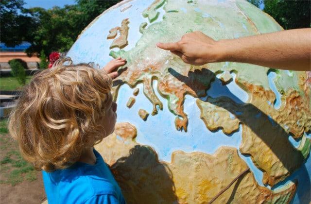 Comment voyager dans toute l'Europe ET faire de bonnes actions