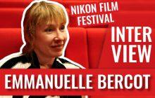 « Oser, travailler, persévérer », le message d'Emmanuelle Bercot, présidente du jury du Nikon Film Festival