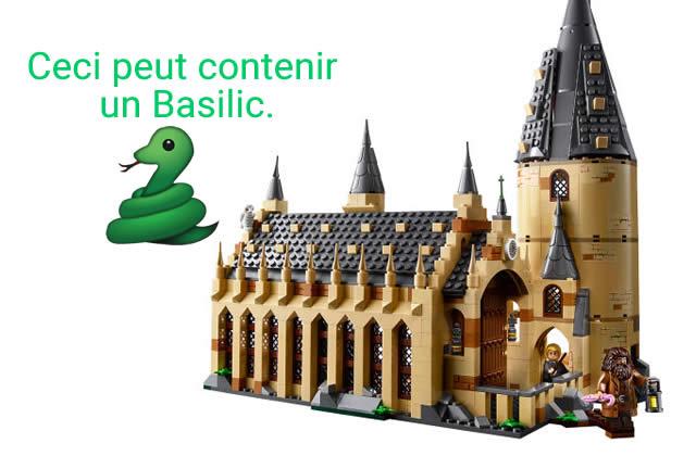 Le Poudlard en LEGO arrive enfin en France (avec le Saule Cogneur) !