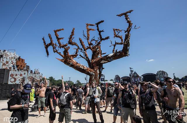 Agression sexuelle au Hellfest:la justice tranche en faveur de la victime