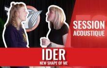 Les voix enivrantes d'IDER, un duo de londoniennes à découvrir en acoustiques