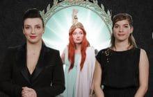 Athéna, déesse au fort caractère, contée par Aude GG et Manon Bril!