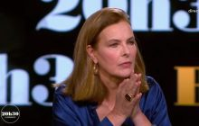 Carole Bouquet tient un discours engagé contre les violences sexuelles sur enfants