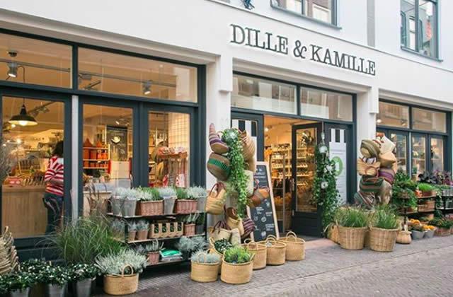 Dille & Kamille, marque de décoration intemporelle hollandaise à découvrir
