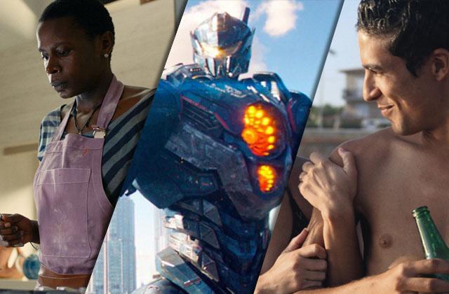 3 films à voir cette semaine, entre robots géants et loups-garous timides