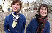 Street Style (Bordeaux) – Flora & Coline
