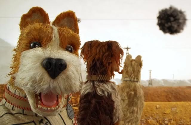 3 raisons de courir voir L'Île aux chiens, le film poilant de Wes Anderson
