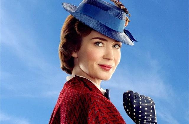 Mary Poppins version 2018 dévoile toute sa magie dans le trailer du nouveau Disney !
