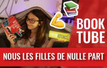 Lectures sous la couette, le format Booktube de Lucie, démarre avec La Fourmi Rouge !