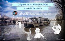 La Nouvelle Seine, emblématique salle de spectacle parisienne, a besoin d'aide!