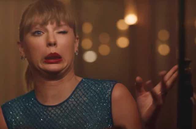 Taylor Swift danse comme si personne ne regardait dans le clip de «Delicate»