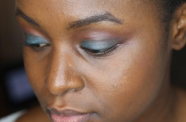 Tuto make-up printanier avec Irisé Paris
