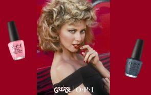Deviens une Pink Lady avec la collection Grease par OPI