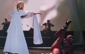 Céline Dion chante pour Deadpool2, et ce n'est pas une blague