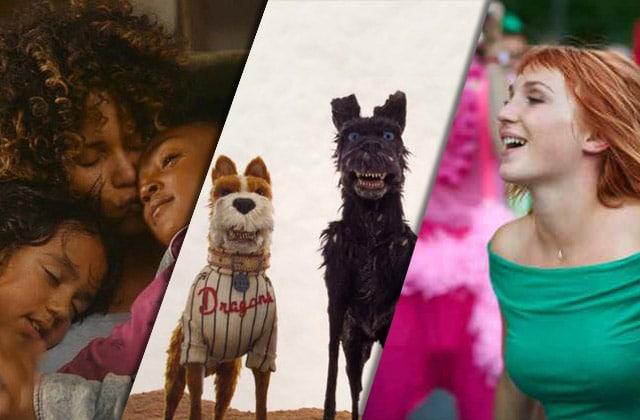 3 films à voir cette semaine, entre toutous animés et adolescence contrariée