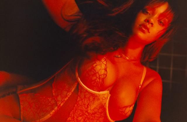 La lingerie de Rihanna est sortie et fait déjà fureur