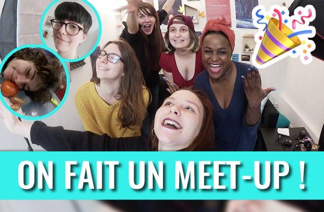 MEET-UP:le YouTube Squad de madmoiZelle te donne rdv à Paris le 14 avril!
