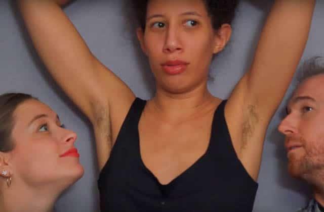 Le duo d'On a testé pour nous célèbre la libération du poil dans leur dernière vidéo !