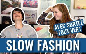 slow fashion discussion