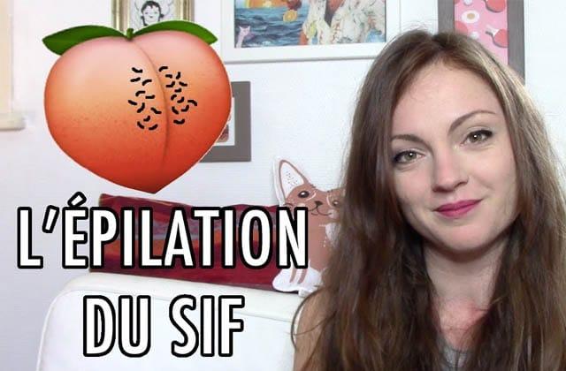 Sophie Riche a testé pour vous l'épilation du SIF, et c'est à chialer de rire