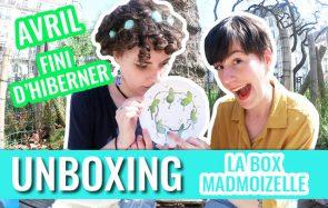 [BOX] Élise, Charlie et l'unboxing de la box d'avril mettent du soleil dans ta journée!