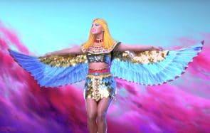 Les ailes d'Isis, pour se donner l'air d'une déesse le temps d'une danse