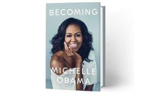 Michelle Obama partage la couverture de son livre inspirant et empouvoirant