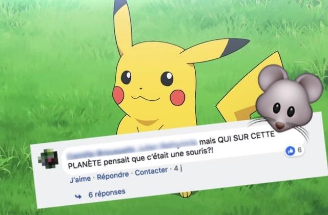 pikachu souris