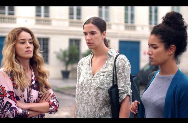 Imagine: tu hérites d'un super appart, et de deux soeurs!