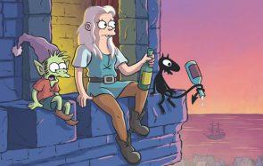 Désenchantée, le nouveau dessin animé de Matt Groening, est #DispoSurNetflix!