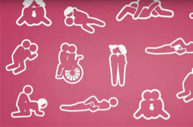 L'éducation sexuelle simple, illustrée et fun, tadam!