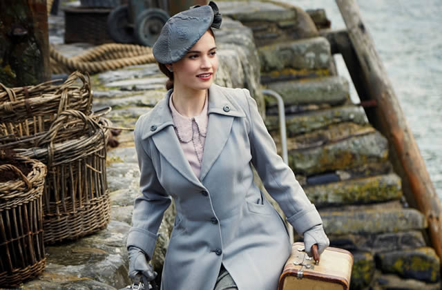5 belles romances anglaises, dans l'esprit de Downton Abbey