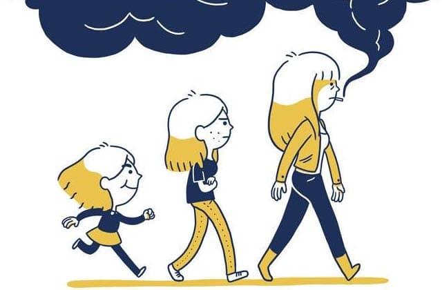 La soutenable légèreté de l'être, la BD d'Éléonore Costes et Karensac, est disponible (et un court-métrage l'accompagne)