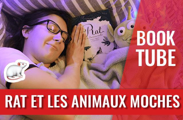 Rat et les animaux moches va être ta nouvelle BD préférée du monde, la preuve en vidéo