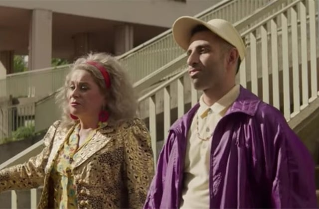 Kheiron annonce son film Mauvaises Herbes… en rappant !