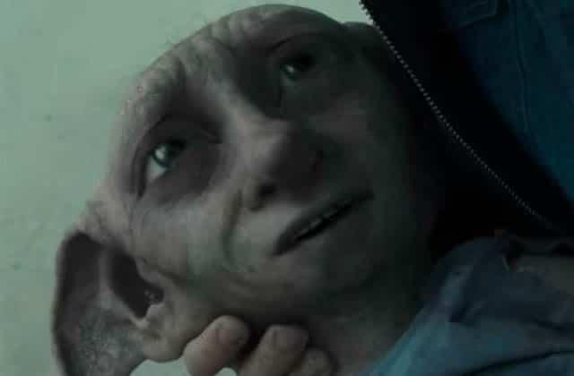 J.K. Rowling s'excuse pour la mort de Dobby (et c'est pas dommage)