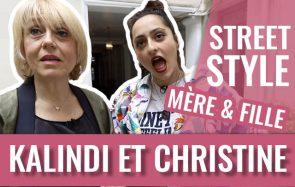 Street Style Fête des Mères – Kalindi et sa maman !
