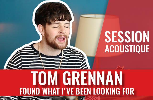 La voix rauque de Tom Grennan est tout ce dont tu avais besoin