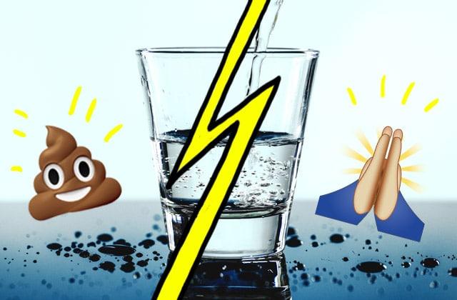 Team eau gazeuse ou team eau plate ? — Clash de la rédac