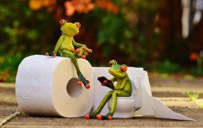 Voici comment s'essuyer aux toilettes, selon les experts