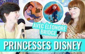 Éléonore Bridge se lance sans peur dans la #TeamPrincesses !