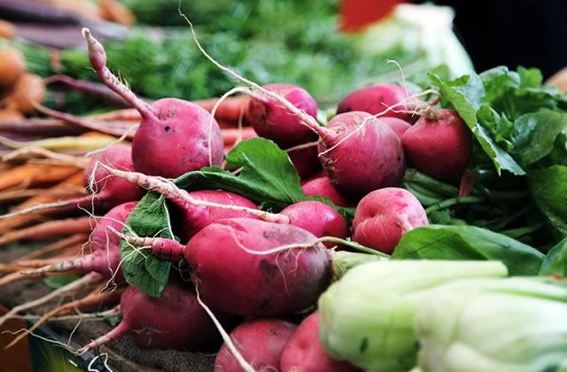 Qu'est-ce-qu'on mange en juin? Voici les fruits et légumes de saison!