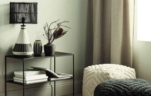 Le petit mobilier minimaliste débarque chez H&M Home