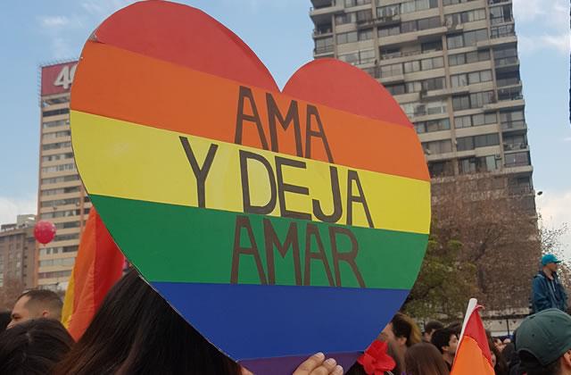 Le point sur les droits LGBT (et les violences) au Chili, à l'occasion de la Marche des Fiertés
