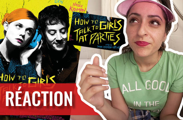 Kalindi à chaud — How To Talk To Girls At Parties