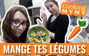 Manger 5 légumes pour moins de 5€ et en moins de 30min, c'est possible!