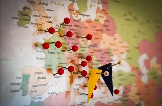 L'Union Européenne offre 15000 Pass Interrail: tente ta chanceavant le 26 juin!