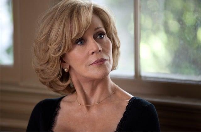 Jane Fonda est la 2ème femme à recevoir le Prix Lumière!