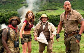 Jumanji: Bienvenue dans la jungle 2 a son premier trailer, et il est désopilant