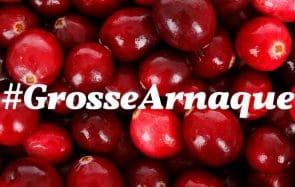 Le jus de cranberry ne peut rien contre ton infection urinaire, sorry